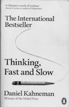 Cover 'Thinking Fast and Slow'